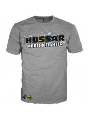 T-shirt HUSSAR - Grey