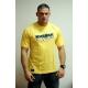 T-shirt HUSSAR - Yellow