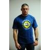 T-shirt VALE TUDO Blue