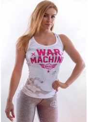 Tank Top WAR MACHINE Pink