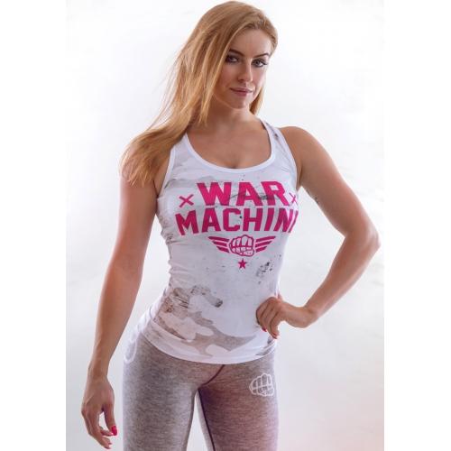 Tank Top WAR MACHINE Pink