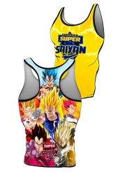 Tank Top Vegeta POWER LEVELS